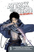 Attack on Titan #01: Attack on Titan: No Regrets, Volume 1