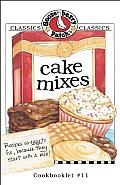 Cake Mixes Cookbook