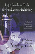 Light Machine Tools for Productive Machining