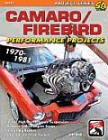 Camaro/Firebird Performance Projects: 1970-81 (Performance Projects)