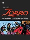 Alex Toth's Zorro: The Complete Dell Comics Adventures