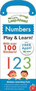 Let's Leap Ahead: Numbers Play & Learn! (Let's Leap Ahead)