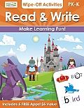 Read & Write Wipe-Off Activities: Endless Fun to Get Ready for School!