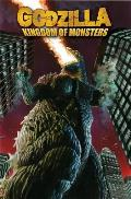 Godzilla: Kingdom of Monsters, Volume 1 Cover