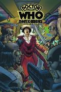 Doctor Who: The Dave Gibbons Collection Cover