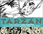 Tarzan: The Complete Russ Manning Newspaper Strips, Volume 1 1967-1969