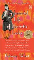 Immortal Life of Henrietta Lacks Cover