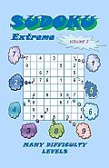 Sudoku Extreme, Volume 2