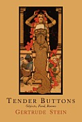 Tender Buttons: Objects, Food, Rooms Cover