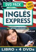 Ingles Express (Libro + 4 DVD) (English Express) (Ingles en 100 Dias)
