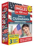 Ingles En 100 Dias Para La Ciudadania Audio Pk (Prepare for Citizenship with English in 100 Days for Citizenship Audio Pack) (Ingles en 100 Dias)