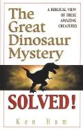 Great Dinosaur Mystery Solved