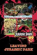 Jurassic Park Vol. 4: Leaving Jurassic Park (Jurassic Park) by Walter Simonson (adp)