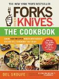 Forks Over Knives the Cookbook: Over 300 Recipes for Plant-Based Eating All Through the Year Cover