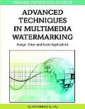 Advanced techniques in multimedia watermarking; image, video and audio applications