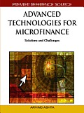 Advanced Technologies for Microfinance: Solutions and Challenges Cover