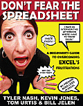 Dont Fear the Spreadsheet A Beginners Guide to Overcoming Excels Frustrations