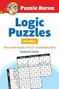 Puzzle Barons Logic Puzzles Volume 2