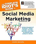 Complete Idiots Guide to Social Media Marketing 2nd Edition