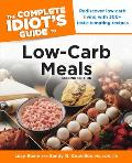 The Complete Idiot's Guide to Low-Carb Meals, 2e Cover