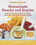 Homemade Snacks and Staples
