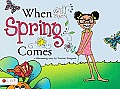 When Spring Comes: A Blossoming Story