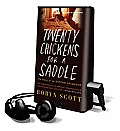 Twenty Chickens for a Saddle: The Story of an African Childhood [With Earbuds] (Playaway Top Adult Picks C)