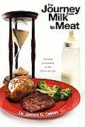 The Journey from Milk to Meat