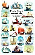 Pirate Ships Through the Ages
