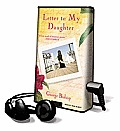 Letter to My Daughter [With Earbuds]