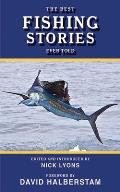The Best Fishing Stories Ever Told Cover