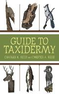 Guide to Taxidermy Cover