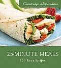 25-Minute Meals (Countertop Inspirations)