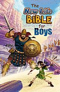 New Life Bible for Boys-NM
