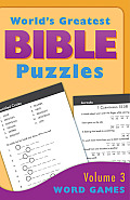 World's Greatest Bible Puzzles #03: Word Games