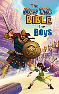 The New Life Bible for Boys (New Life Bible)