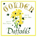 Golden Daffodils (Large Print)