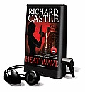 Heat Wave [With Earbuds] (Playaway Adult Fiction) Cover