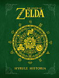The Legend of Zelda: Hyrule Historia Cover