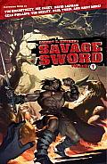 Robert E. Howard's Savage Sword, Volume 1