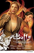 Buffy the Vampire Slayer Season 9 Volume 3: Guarded (Buffy the Vampire Slayer) Cover