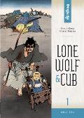 Lone Wolf & Cub Omnibus Volume 1