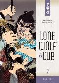 Lone Wolf & Cub Omnibus Volume 2