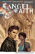 Angel & Faith Volume 4 Death & Consequences