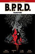 B P R D Vampire