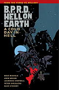 Bprd Hell on Earth Volume 7 A Cold Day in Hell