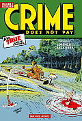 Crime Does Not Pay Archives Volume 7