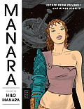 Manara Library Volume 6