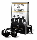 Citizens of London: The Americans Who Stood with Britain in Its Darkest, Finest Hour (Playaway Adult Nonfiction) Cover