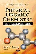 Physical Organic Chemistry